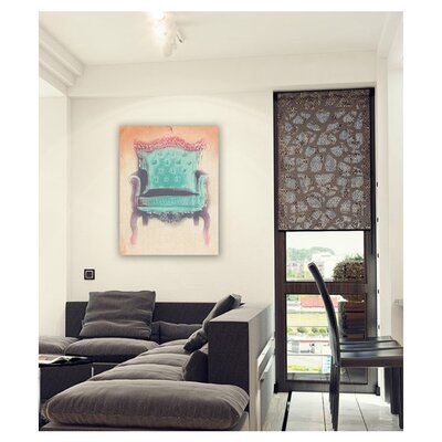 Oliver Gal The Throne Painting Print on Canvas