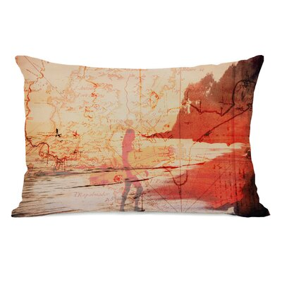 Surfing Ibiza Pillow