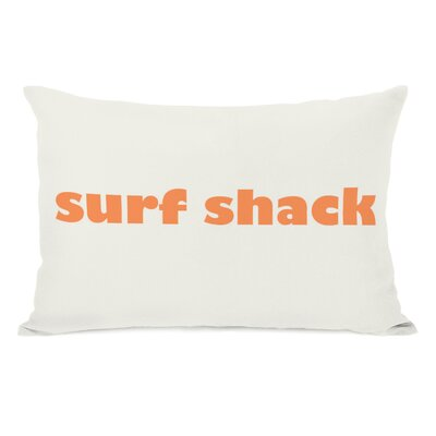Surf Shack Pillow