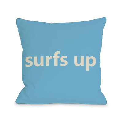 Surfs Up Pillow
