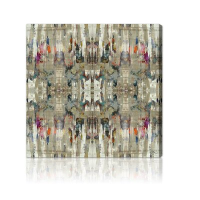 Oliver Gal Avantgarde Canvas Wall Art