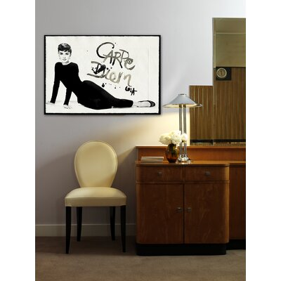 Oliver Gal ''Carpe Diem'' Canvas Art Print