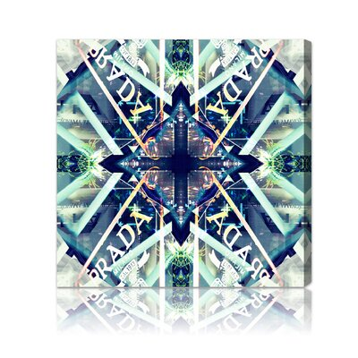 "Oliver Gal ""Envision"" Canvas Wall Art"