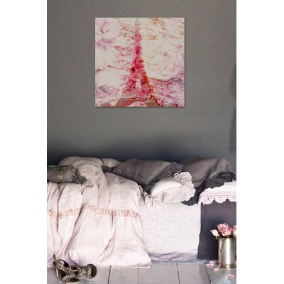 "Oliver Gal ""Love Letters"" Canvas Wall Art"
