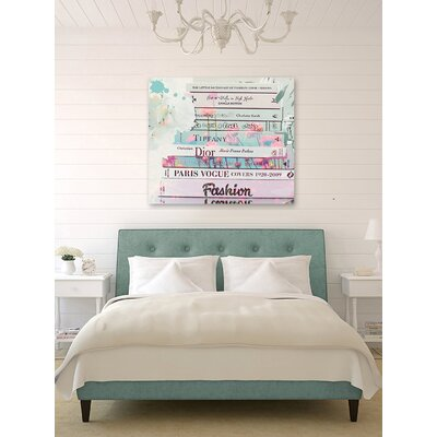 "Oliver Gal ""Romantica Canvas"" Wall Art"