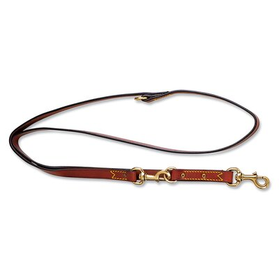 PetEgo Classic Double Training Dog Leash with Double Ring