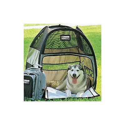 PetEgo Motor Trend House/Tent Yard Kennel