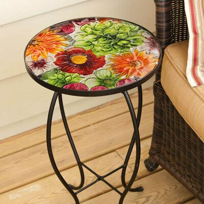 Summer Splash Side Table