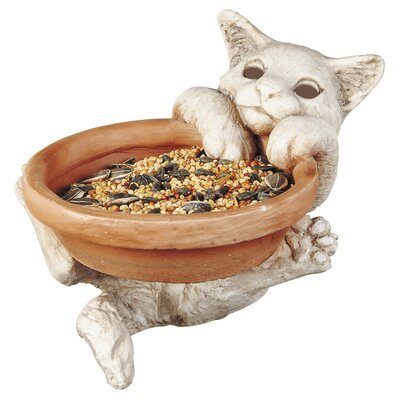 Evergreen Flag & Garden Garden Stake Kitten Feeder