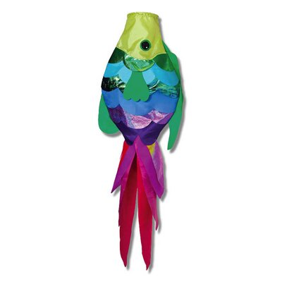 Evergreen Flag & Garden Tropical Tetra Wind Sock