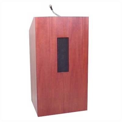 "Sound Craft 36"" SC Series Lectern with Amp"