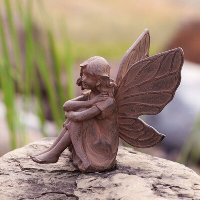 New Creative Earth Fairy Aura Statue