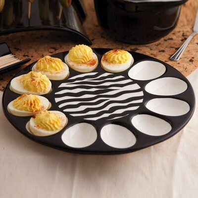 Mix and Match Ceramic Egg Platter