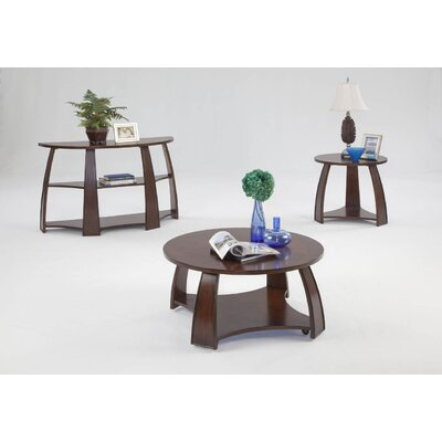 Progressive Furniture Inc. Flare Coffee Table Set