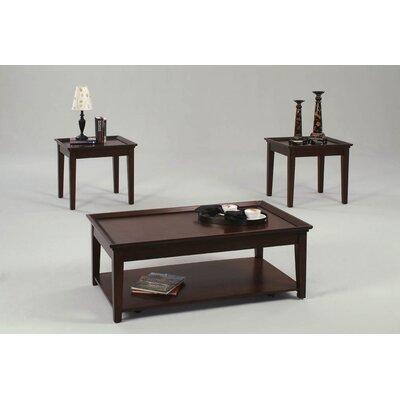 Woodbridge Home Designs Ohana 3 Piece Coffee Table Set Reviews Wayfair