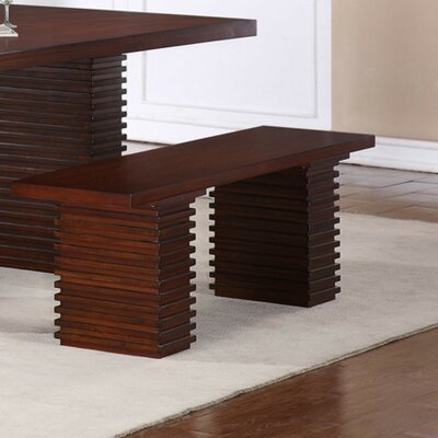 Progressive Furniture Inc. Hightower Wood Kitchen Bench Seat