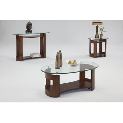 Progressive Furniture Inc. Park West Coffee Table Set