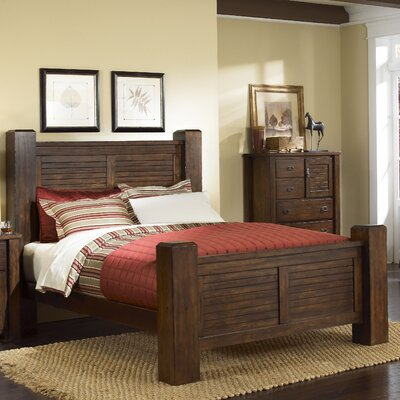 Trestlewood Poster Bedroom Collection Wayfair