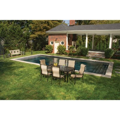 Brigantine 7 Piece Outdoor Dining Set