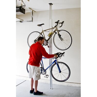 Bikes Up And Away Floor To Ceiling Cycling buy now and save at