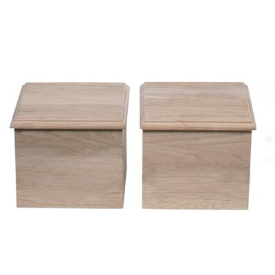 Plinth Base (Set of 2)