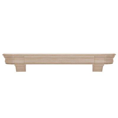 pearl mantels the abingdon fireplace mantel shelf