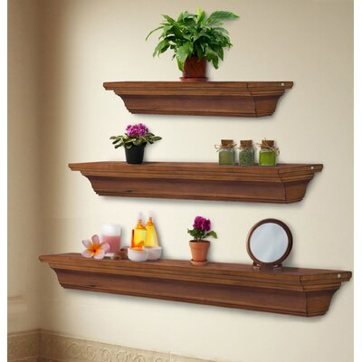 "Pearl Mantels 36"" Homestead Shelf"