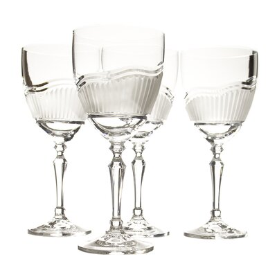 Morning Frost Goblet (Set of 4)