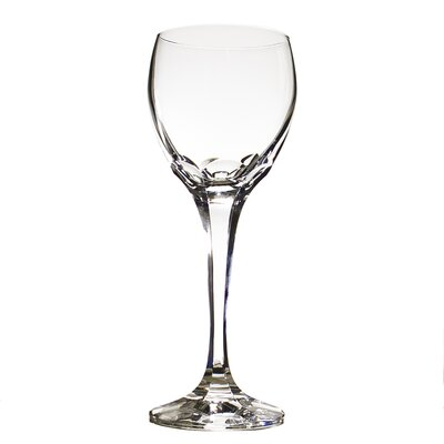 Martinka Crystalware & Lifestyle Kaleidocut White Wine Crystal Glass (Set of 4)