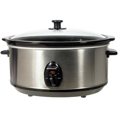 Brentwood Appliances 6.5-qt. Slow Cooker