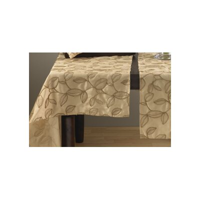 Saro Leaf Table Cloth
