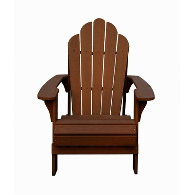 Willowbrook Furniture Stann Creek Adirondack Chair