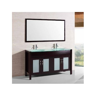 60 Double Bathroom Vanity Set Wayfair