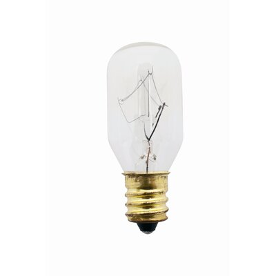 15W 120-Volt Incandescent Light Bulb (Set of 5)