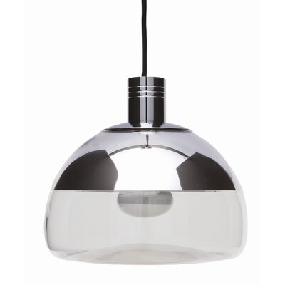 Nuevo Serene Pendant Lamp in Chrome
