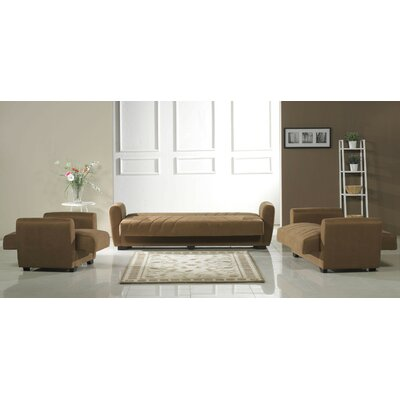 Beyan Signature Tampa Sleeper Living Room Collection