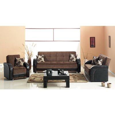 Beyan Signature Utica Sleeper Living Room Collection