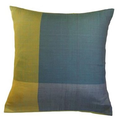 Sustainable Threads Stormy Pillow