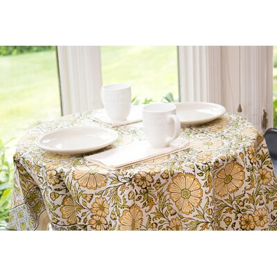Sustainable Threads Bloom Table Cloth