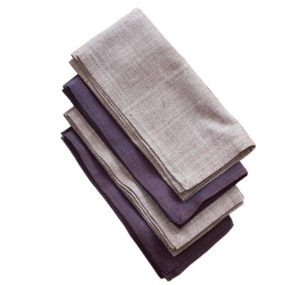 Sustainable Threads Heather Napkins (Set of 4)