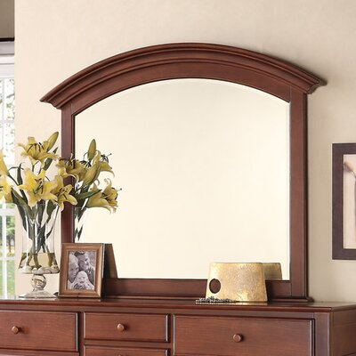 Michael Ashton Design Lancaster Arched Mirror