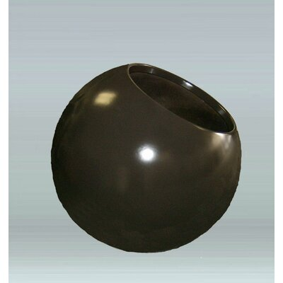 Allied Molded Products Jupiter Tilted Sphere Planter
