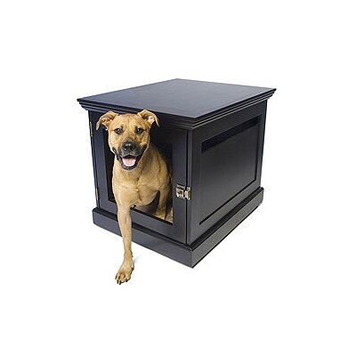 DenHaus TownHaus Designer Wood Pet Crate