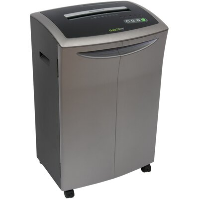 GoECOlife Cross-Cut Commercial Paper Shredder with T-Door