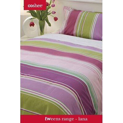 Lana 3 Piece Duvet Set