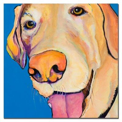 "Trademark Fine Art Rex by Pat Saunders-White, Canvas Art - 24"" x 24"""