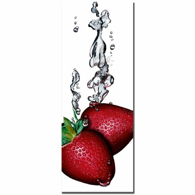Trademark Art Lemon Splash II by Roderick Stevens, Canvas Art - 32