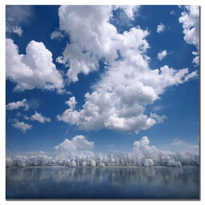 Trademark Art Cotton Sky by Philippe Sainte-Laudy, Canvas Art - 24