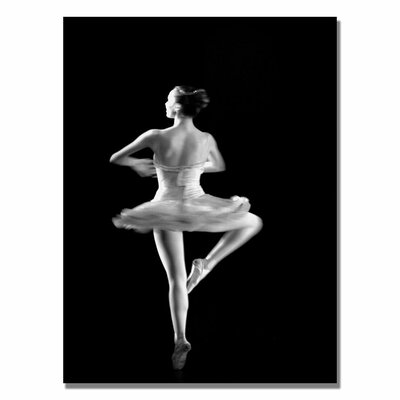 'Ballerina V' Canvas Art