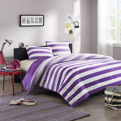 Peyton 3 Piece Duvet Cover Set
